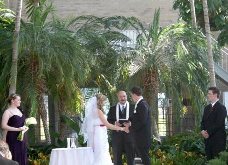 Jewel Box Wedding