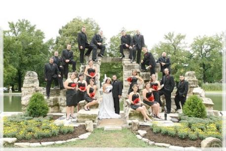 Outdoor Weddings in St Louis | St Louis Wedding Chapel
