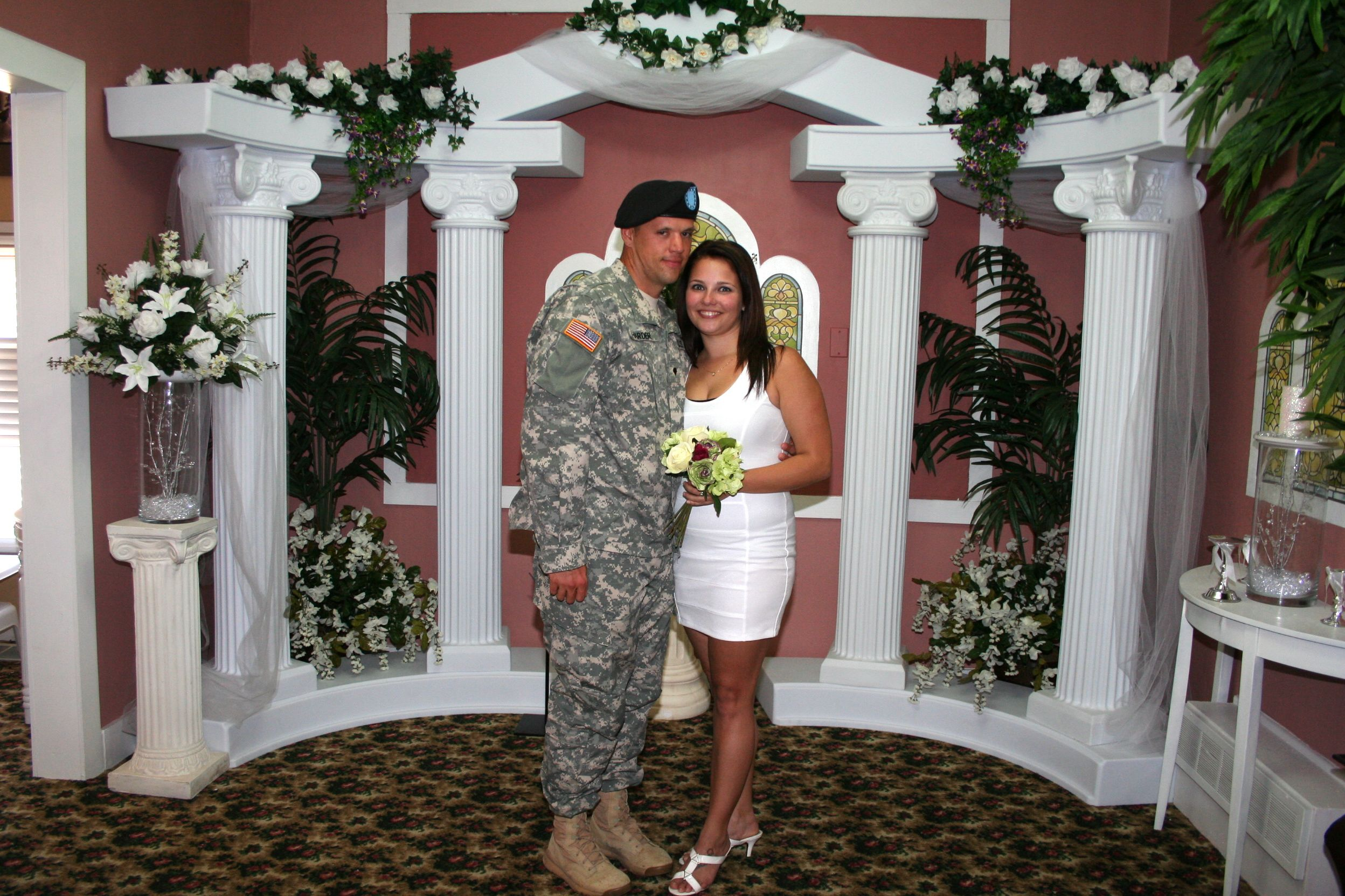 Elope in St Louis - St Louis Wedding Chapel